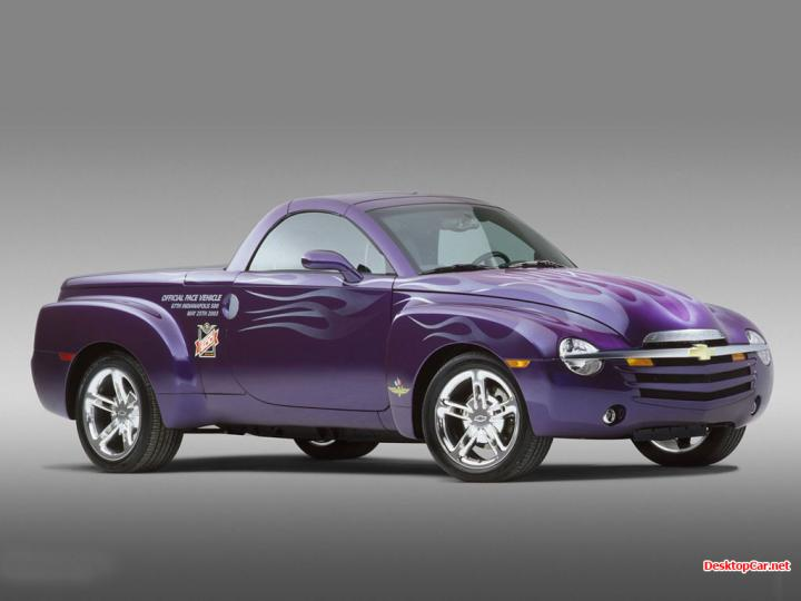 Chevy SSR Image